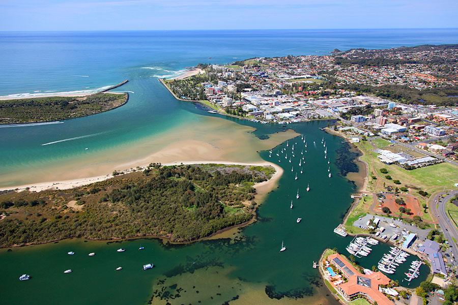 macquarie Bukkake port